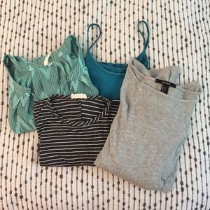 Tops - Women's size small top bundle